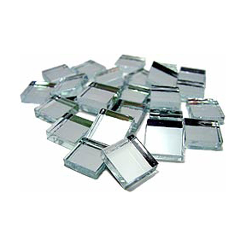 3/8 Mirror Tiles - 50 Pieces