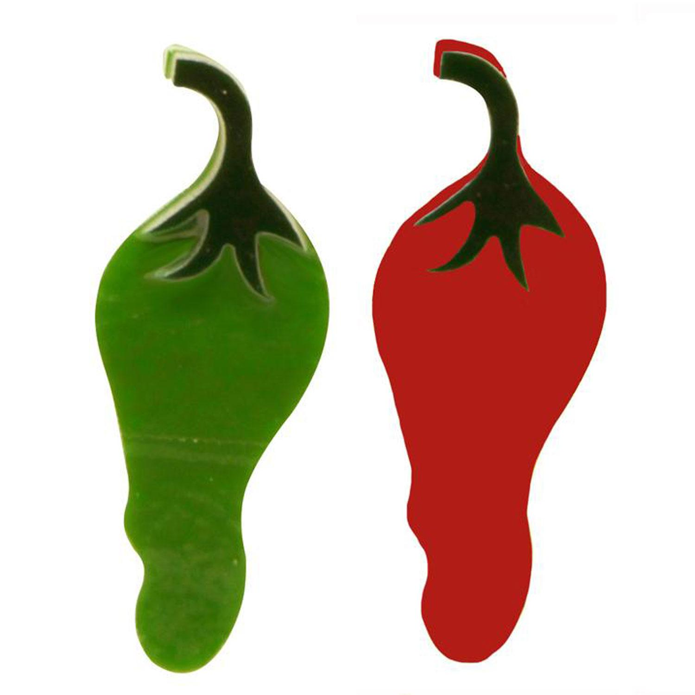 Chili Pepper Fusible Pre-Cut Assortment 2 Pack - 96 COE