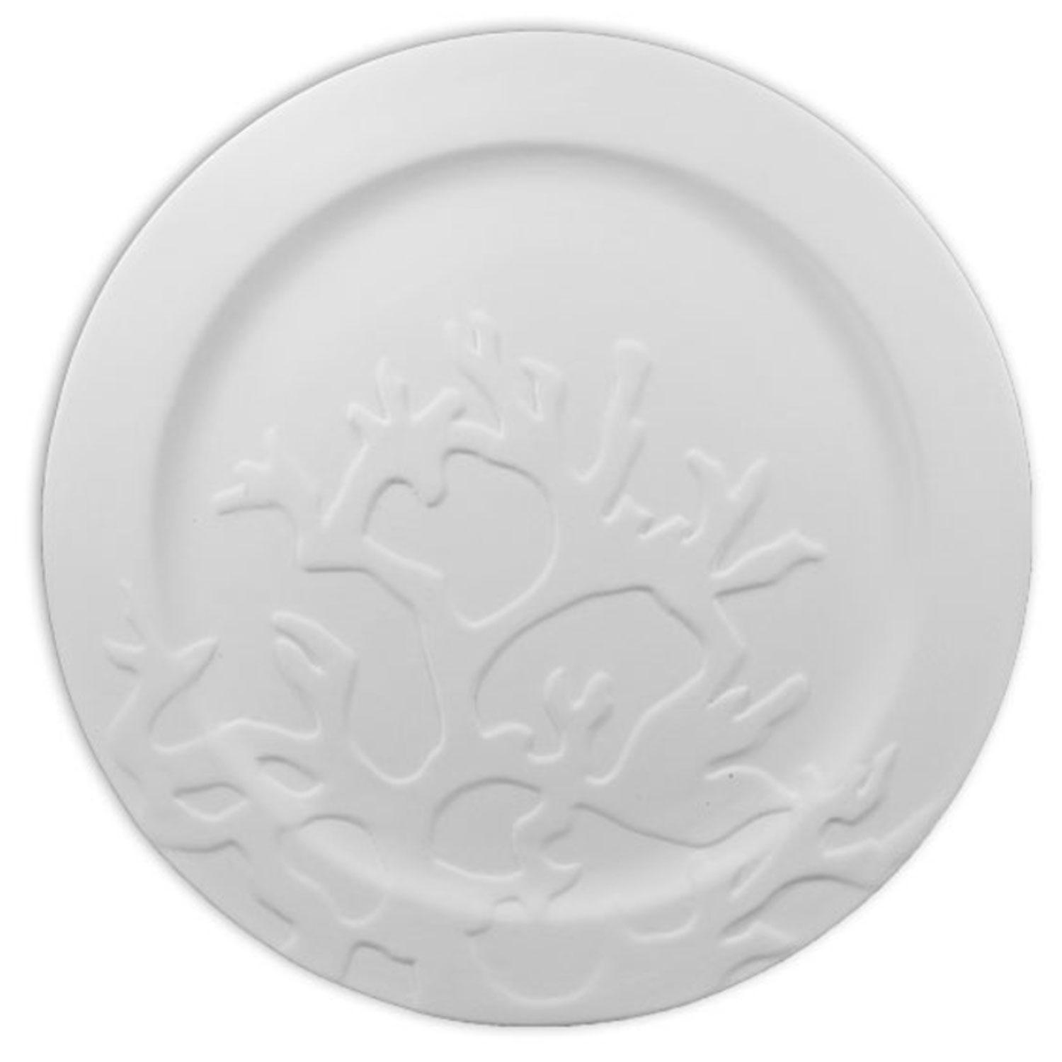 10-1/4 Coral Plate Mold