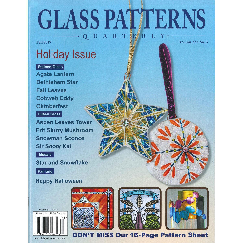 Glass Patterns Quarterly Fall 2017