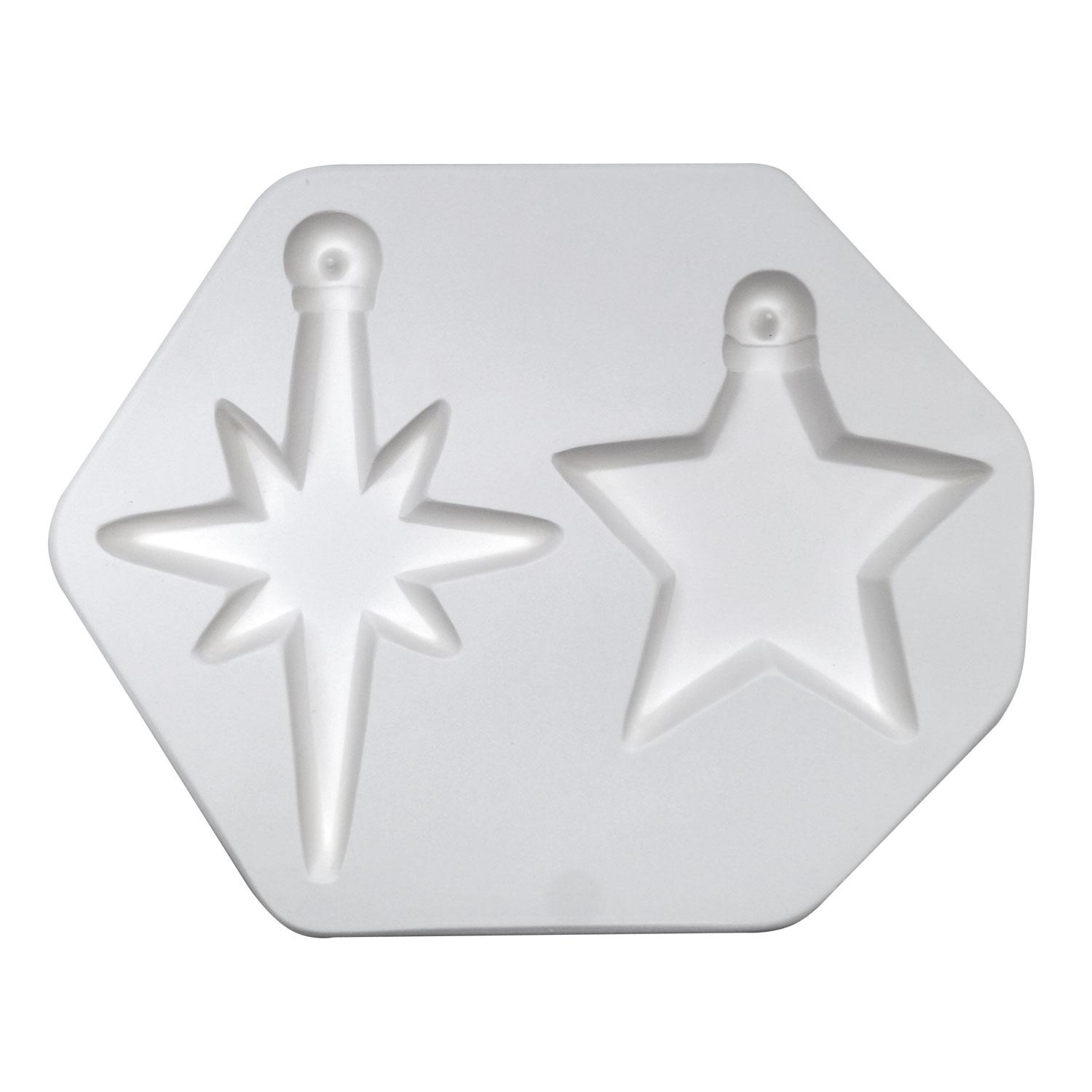 Star Ornament Casting Mold