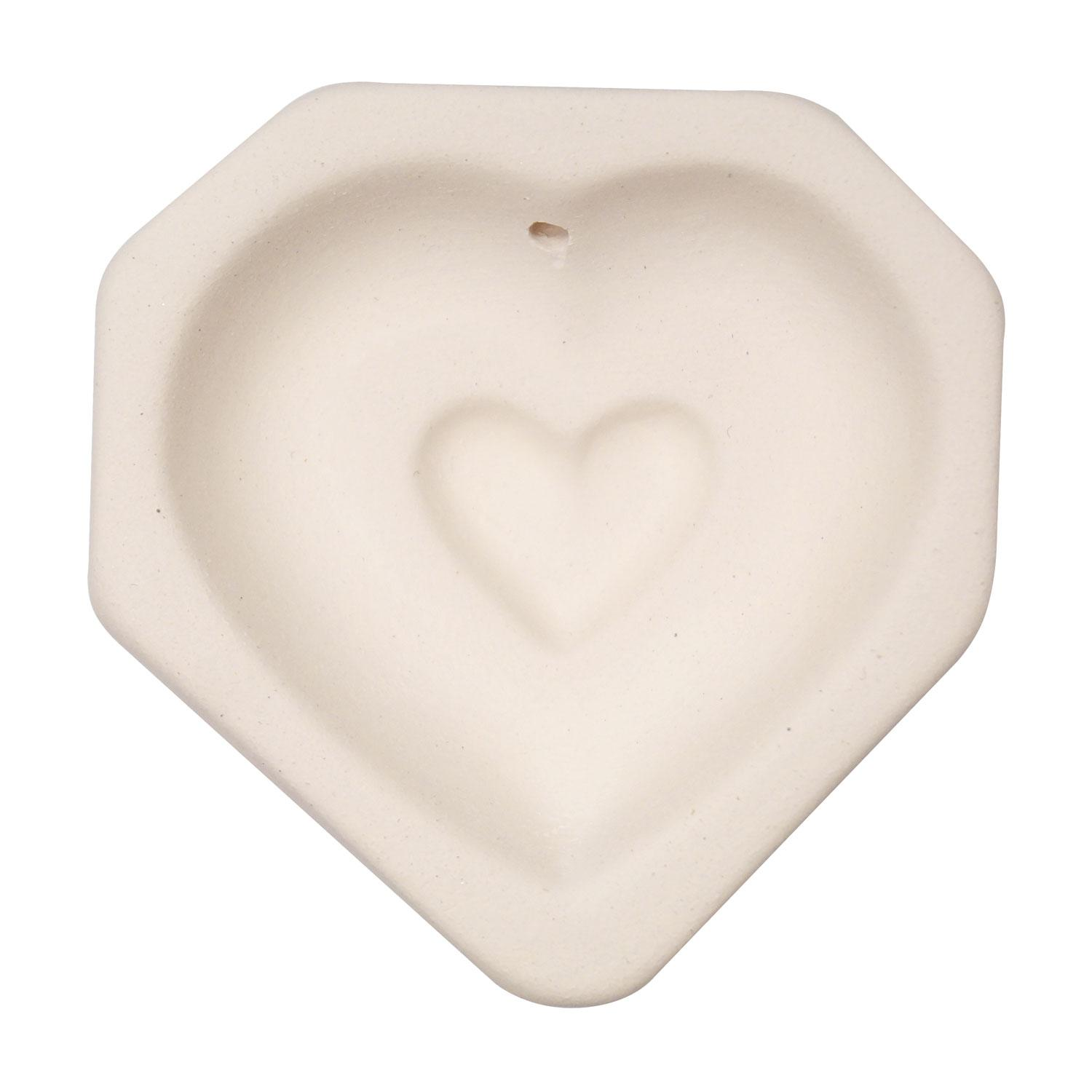 Double Heart Jewelry Casting Mold