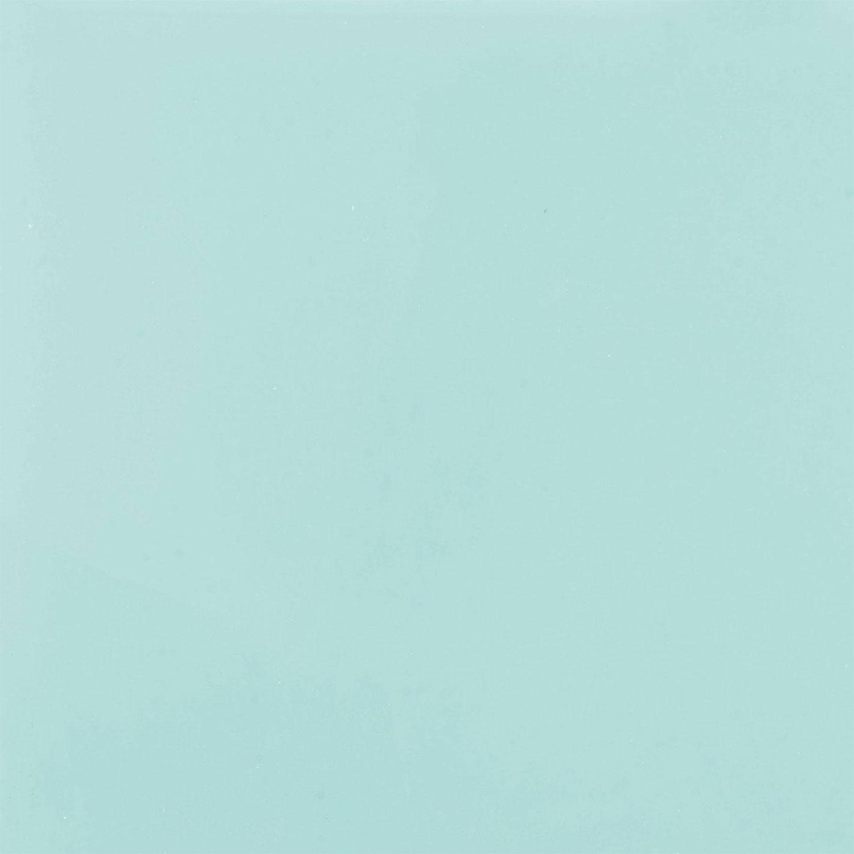 Bullseye Robin's Egg Blue Opal Double Rolled - 90 COE