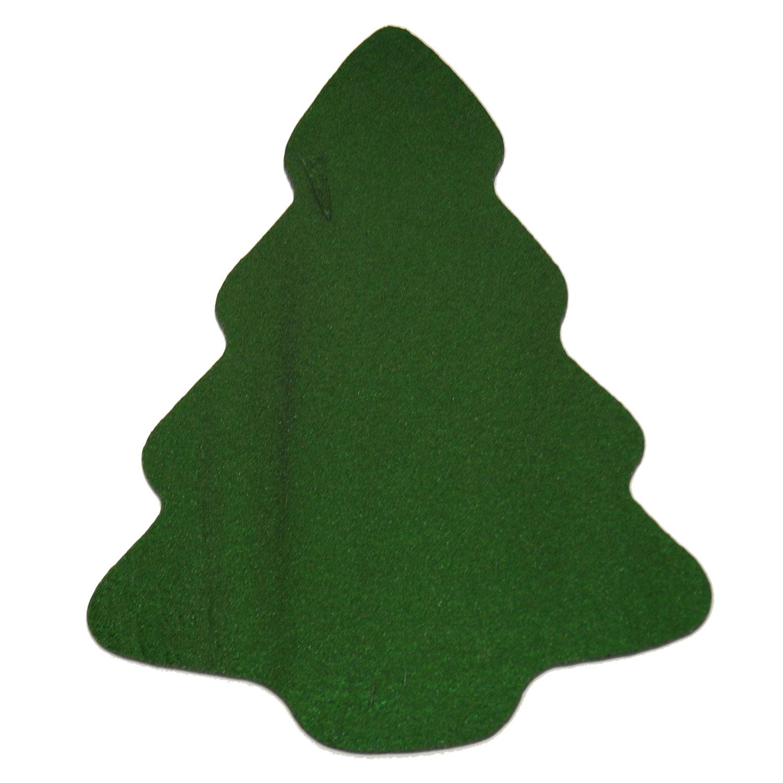 6-1/2 Aventurine Green Tree Pre-Cut - 90 COE
