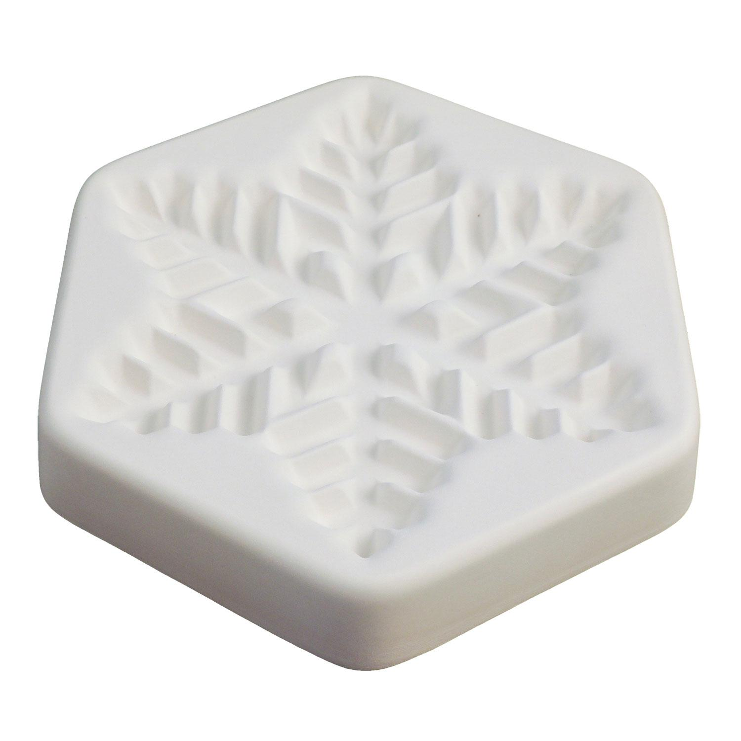 5-1/2 Snowflake '17 Casting Mold