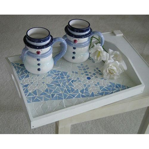 Free Snowflake Tray Project Guide