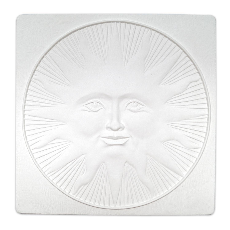 Sun Texture Mold