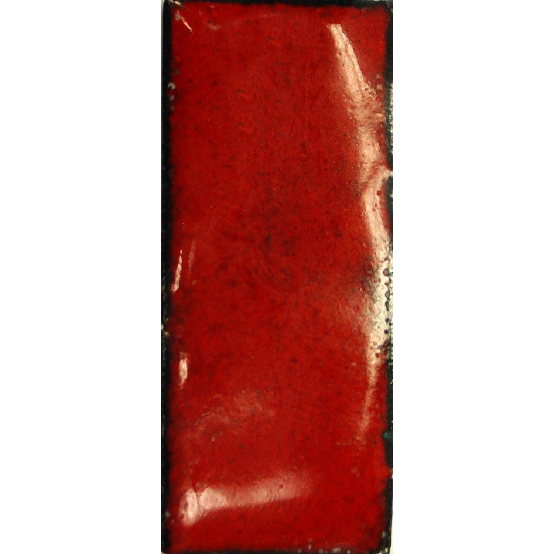 Scarlet Opaque Enamel - 30 Grams