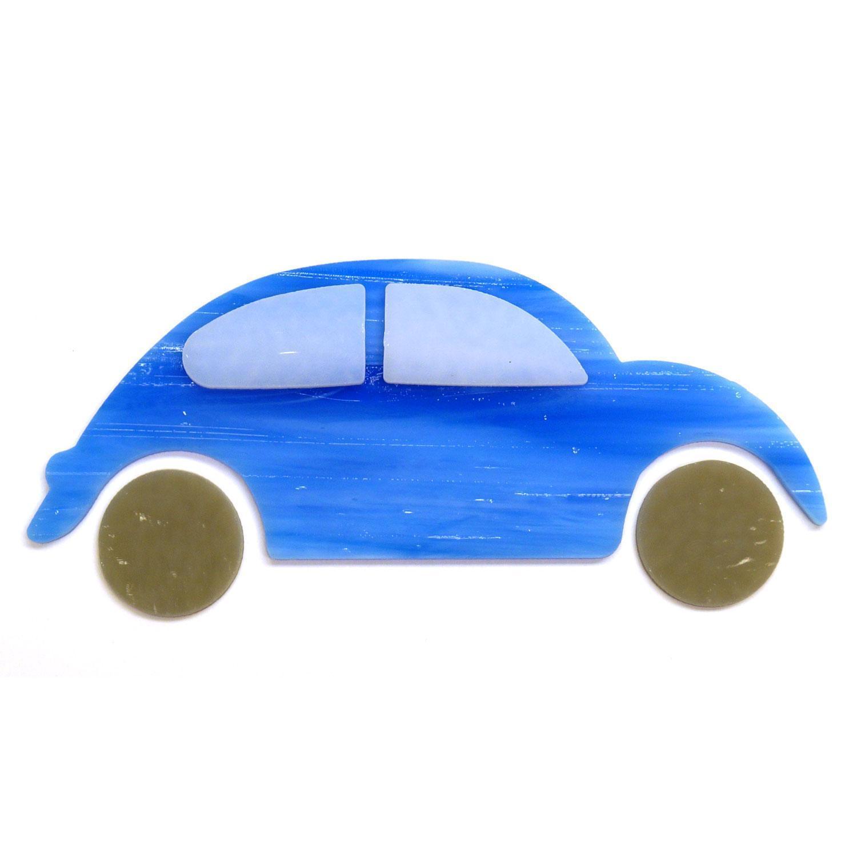 Beetle Bug Car Fusible Pre-Cut - 90 COE
