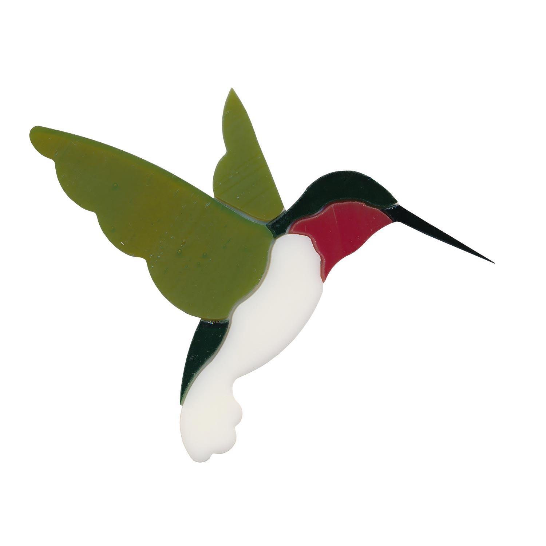 Hummingbird Fusible Pre-Cut - 96 COE