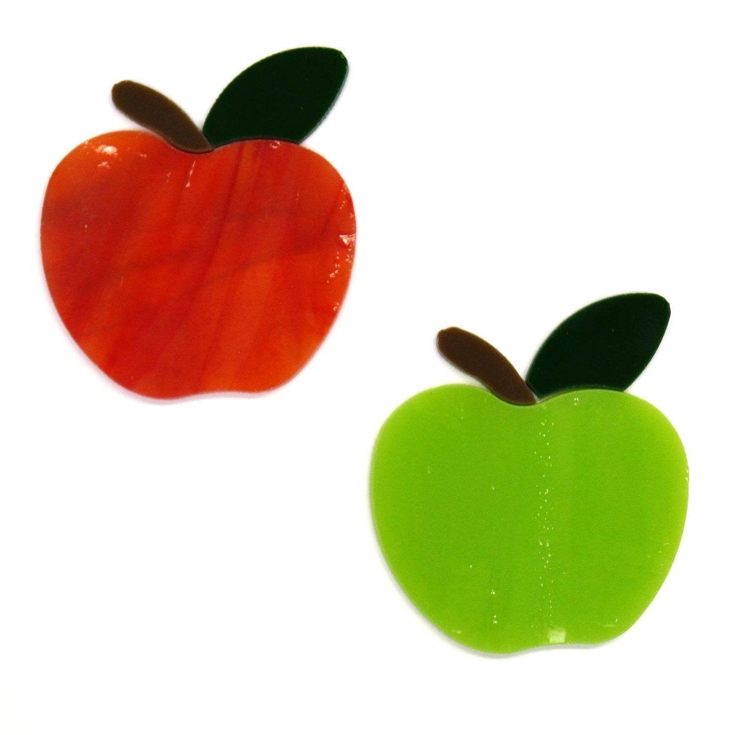 Apple Fusible Pre-Cut 2 Pack - 96 COE