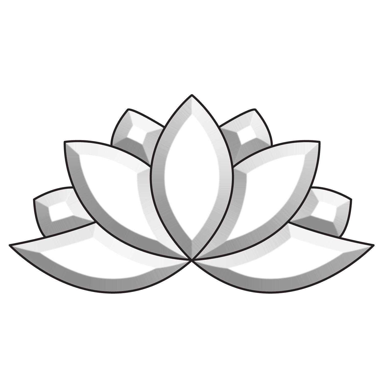 Padma Lotus Bevel Cluster