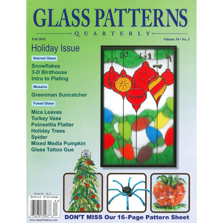 Glass Patterns Quarterly Fall 2018