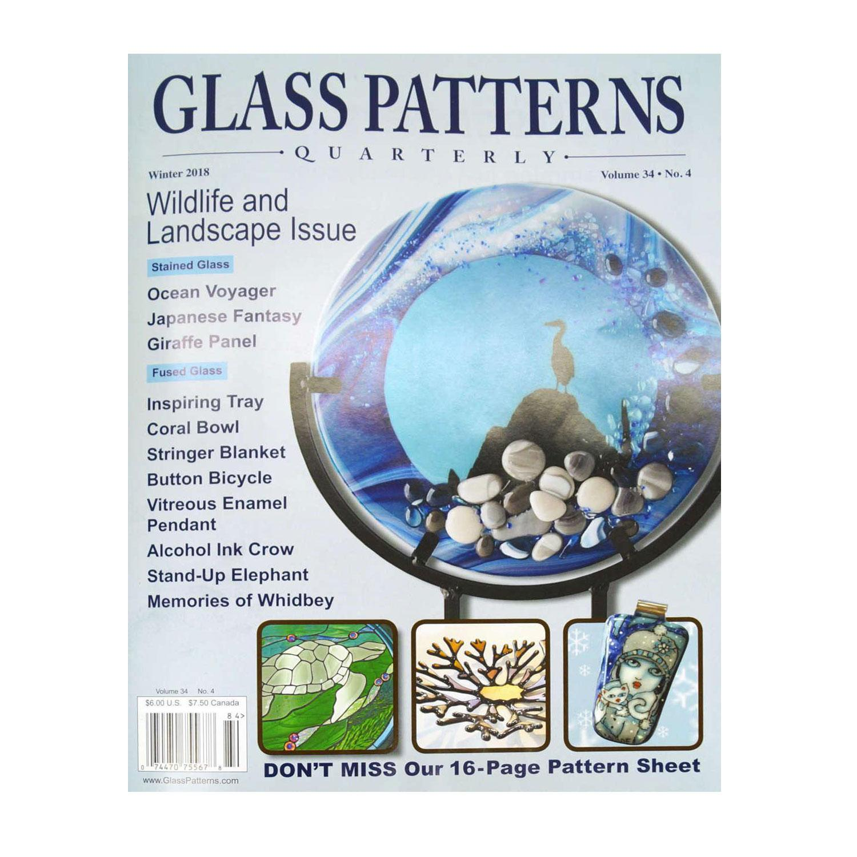 Glass Patterns Quarterly Winter 2018