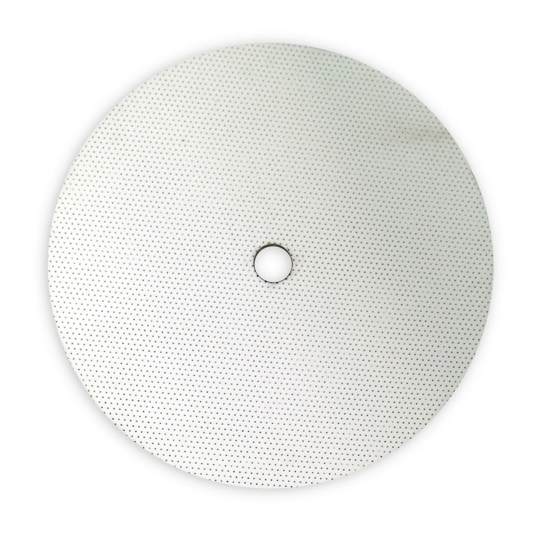 12 Polishing Felt Magnetic Disc