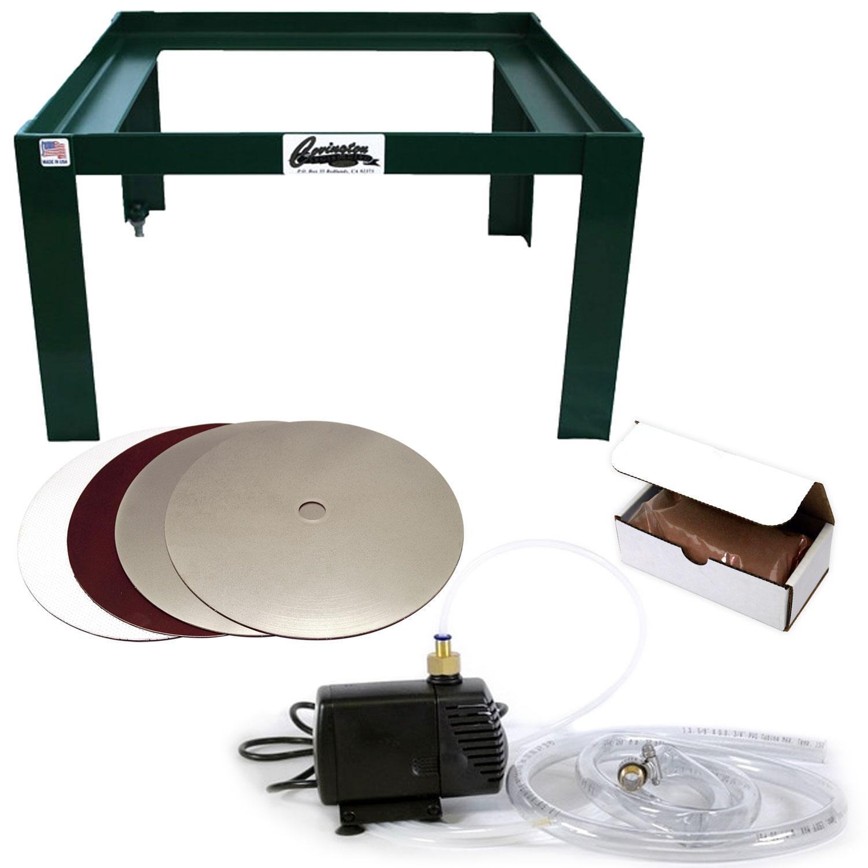 Covington 12 Grinder Set Up Kit