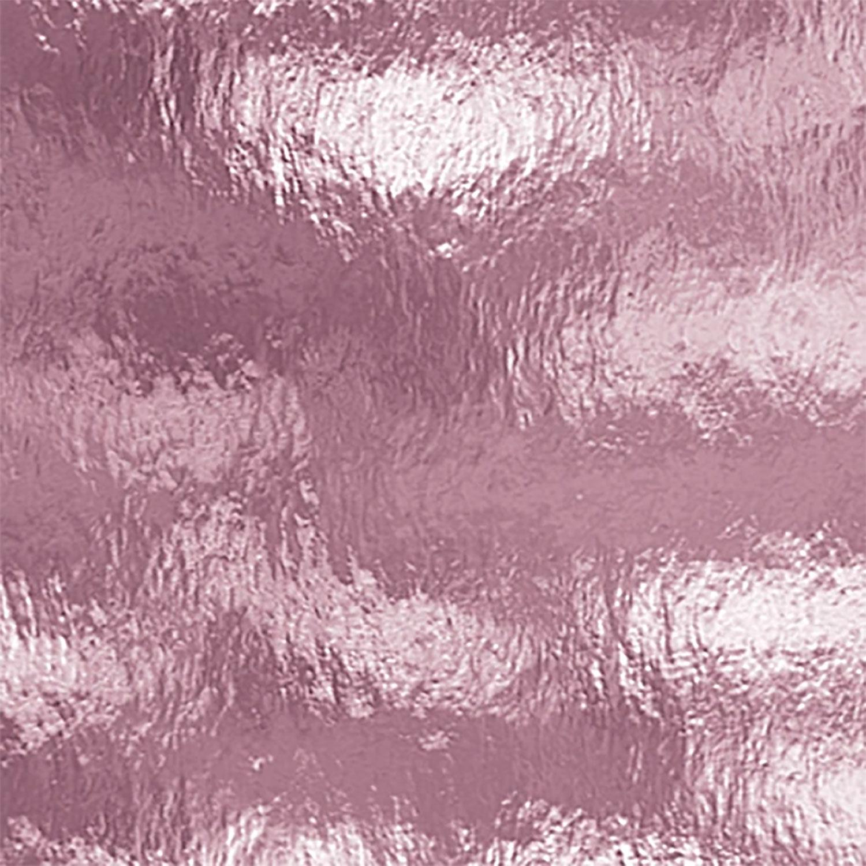 Oceanside Pale Purple Transparent Rough Rolled