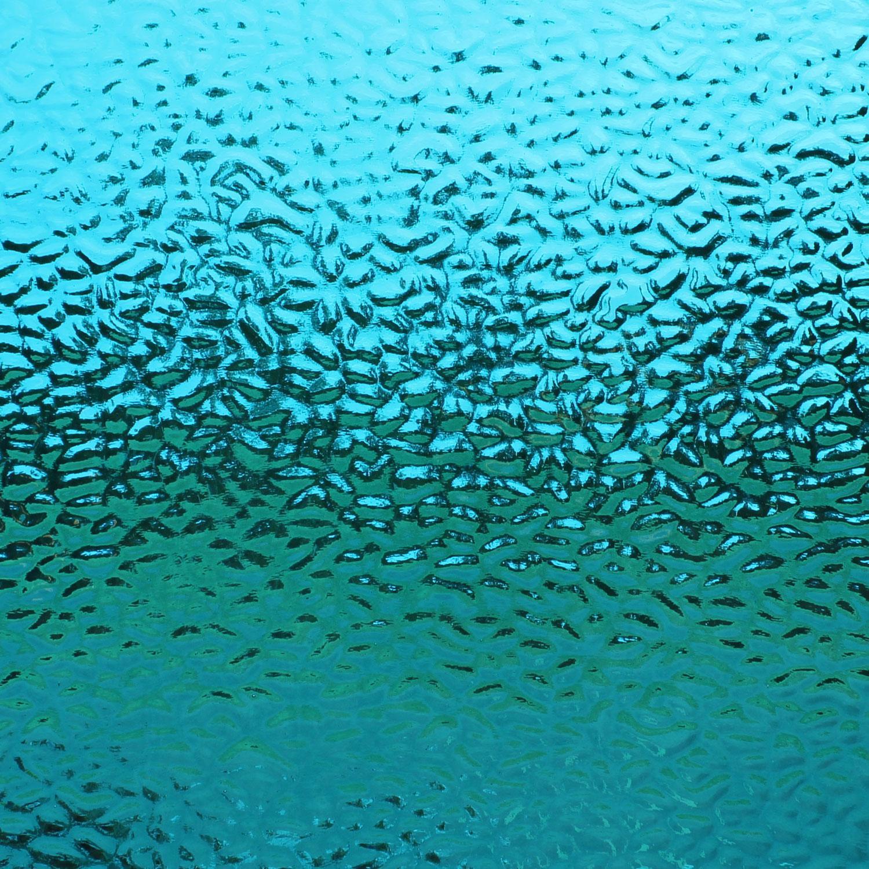 15 x 19 English Muffle Medium Copper Blue