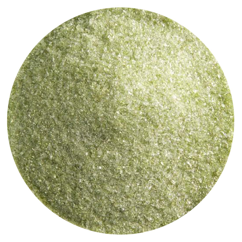 1 lb Pine Green Transparent Fine Frit - 90 COE