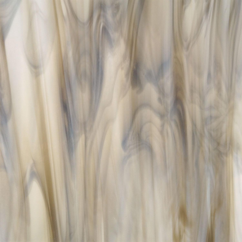 Oceanside Gray & Taupe Opal Streaky - 96 COE