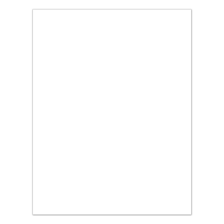 8-1/2 x 11 Piper's Pattern Paper Sheet