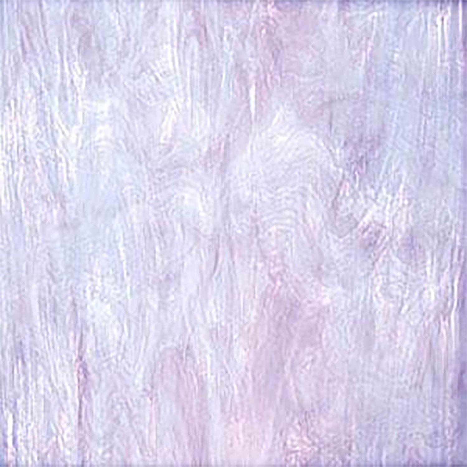 Oceanside Pale Lavender and White Opal - 96 COE