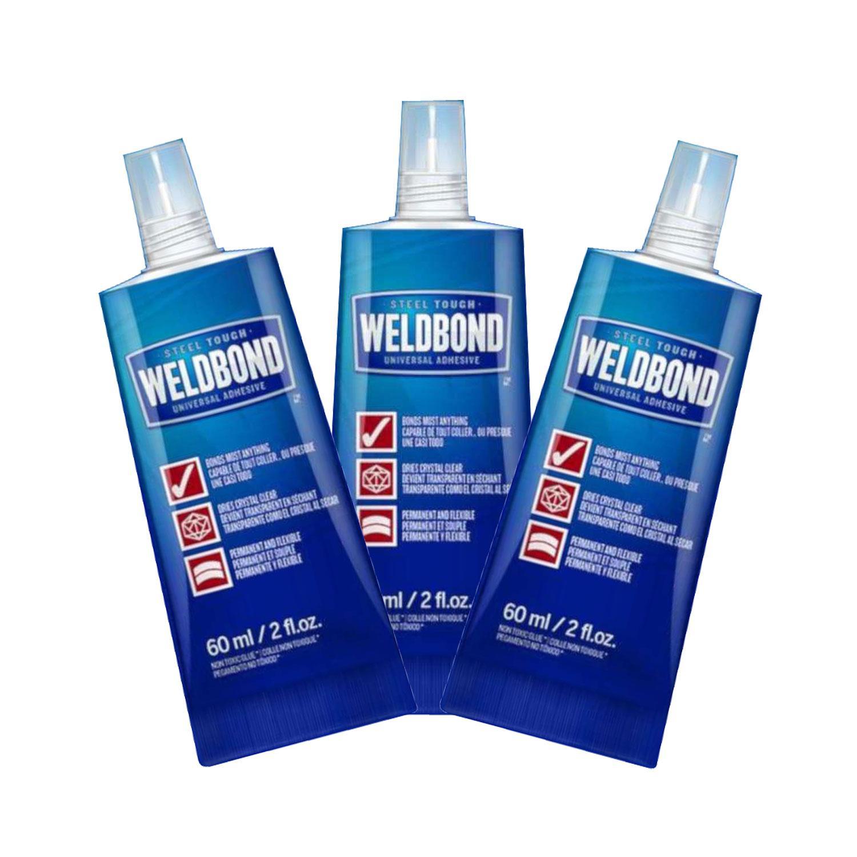 Weldbond Adhesive - 3 Pack