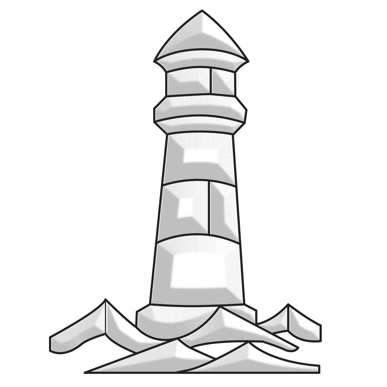 Lighthouse Bevel Cluster