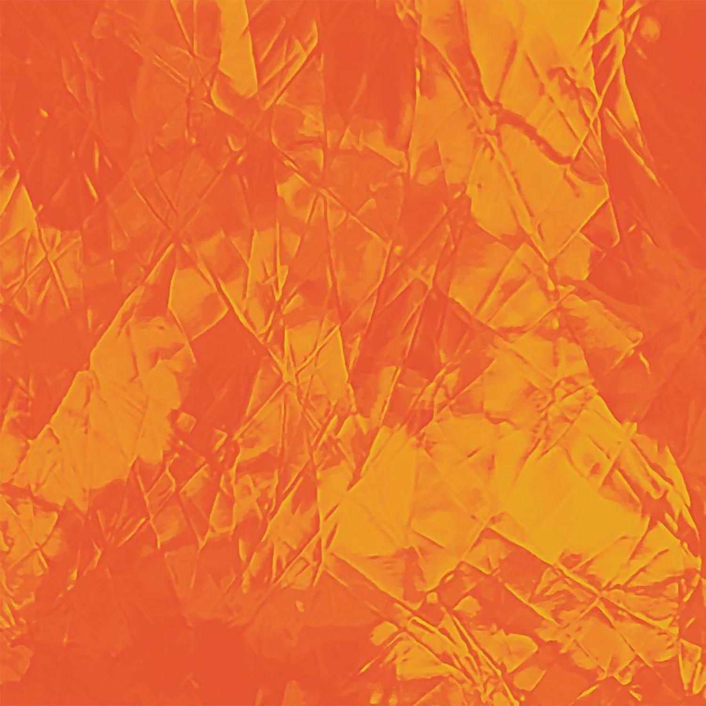 Oceanside Orange Transparent Artique - 96 COE