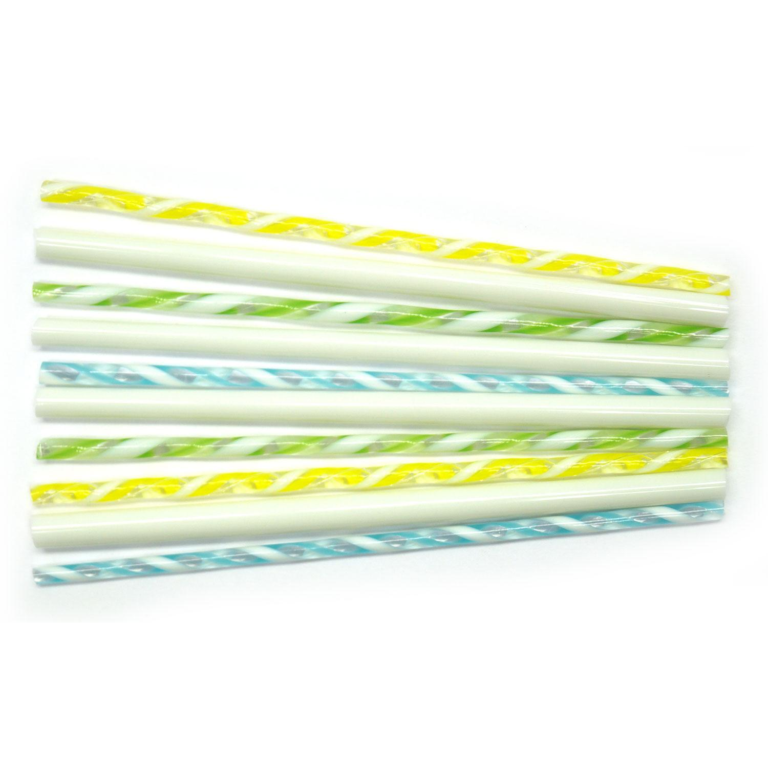 Cools Rod and Twisted Cane Assortment - 96 COE