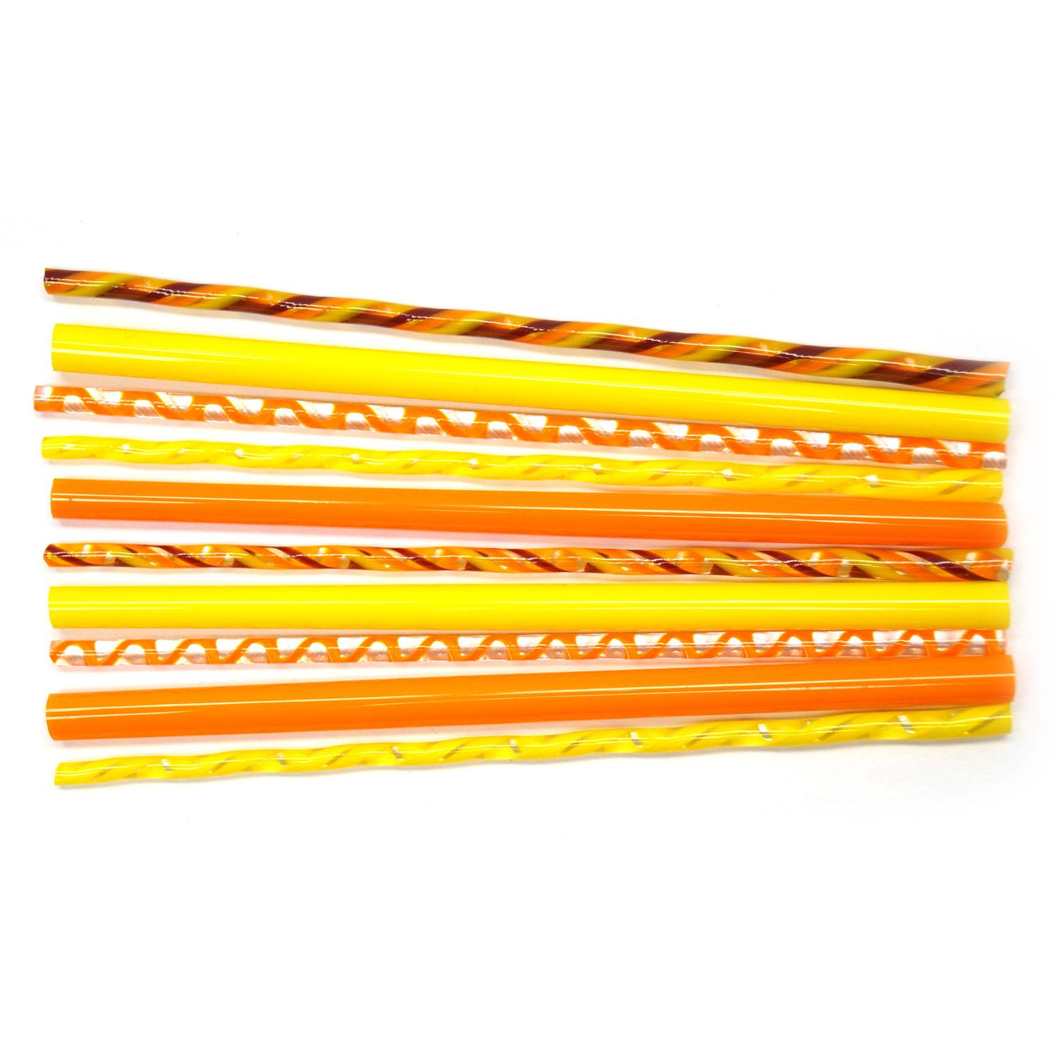 Warms Rod and Twisted Cane Assortment - 96 COE