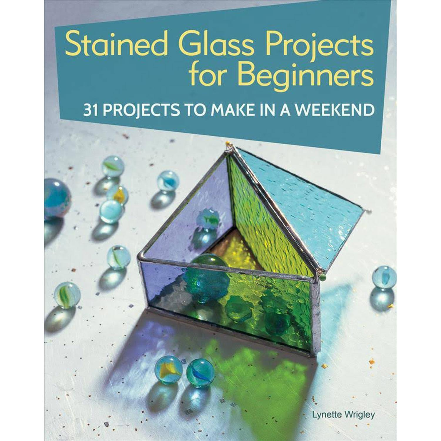 Stained Glass Projects for Beginners - 31 Projects