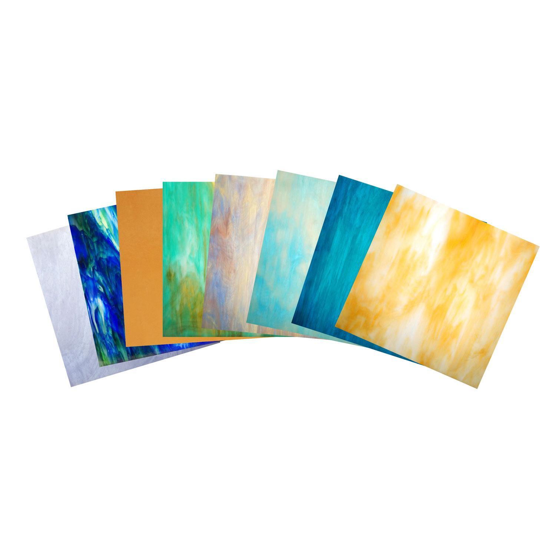 Beachside Resort Mosaic Glass Pack
