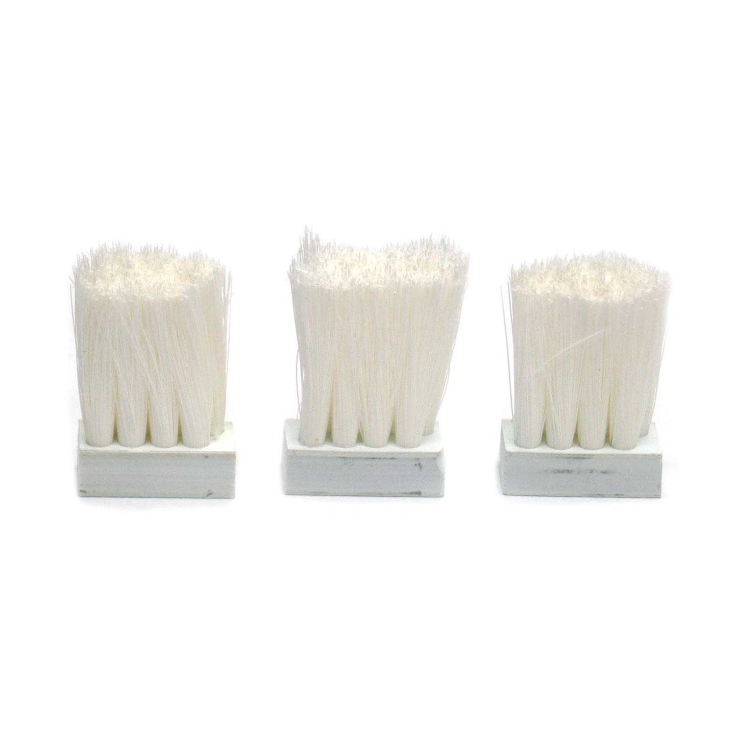 Aqua Flow System Replacement Brushes - 3 Pack