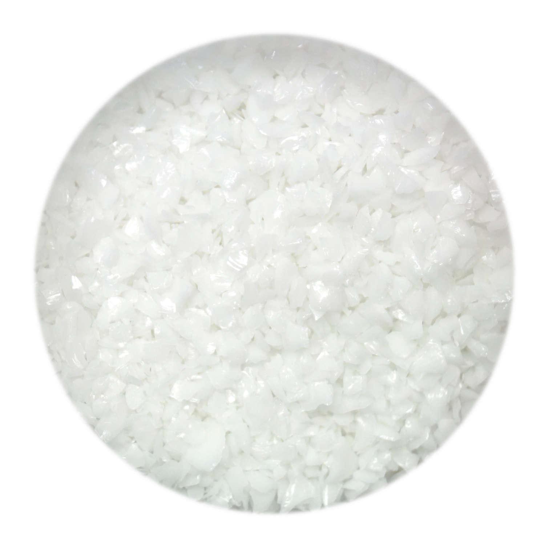 4 oz Star White Coarse Frit - 33 COE