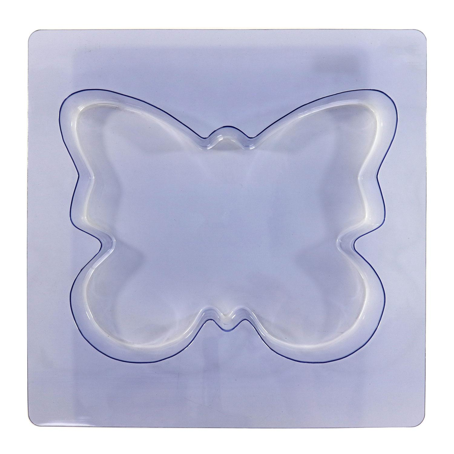10 Butterfly Stepping Stone Mold