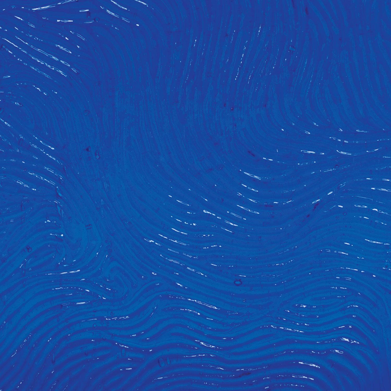 16 x 16 Kokomo Medium Copper Blue Transparent Vertigo