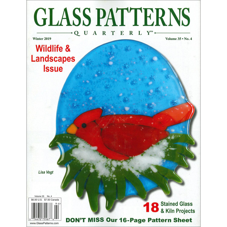 Glass Patterns Quarterly Winter 2019