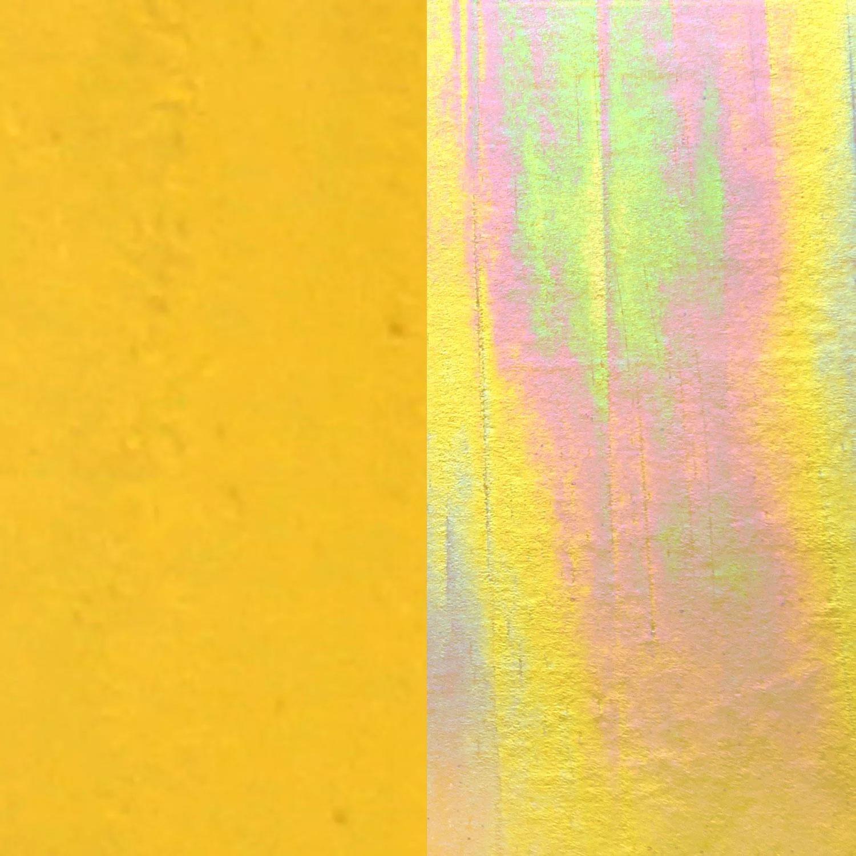 Y-96 Gold Transparent Iridized - 96 COE
