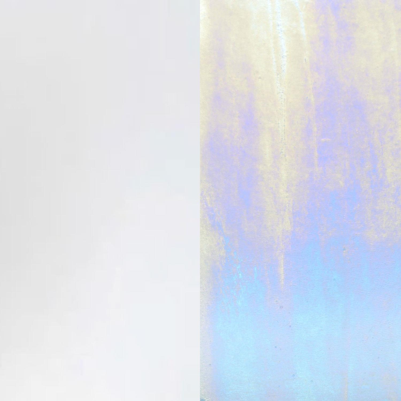 Y-96 Clear Transparent Iridized - 96 COE