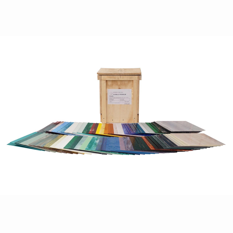 Oceanside Compatible Premium Rack Pack Glass Pack - 96 COE