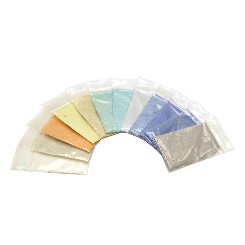 Transparent Enamel Assortment 30 Gram - 12 Pack