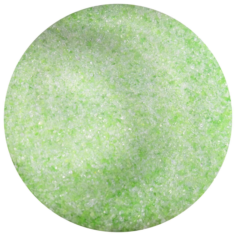 8.5 oz Fern Green / Clear Dual Tone Fine Frit - 96 COE