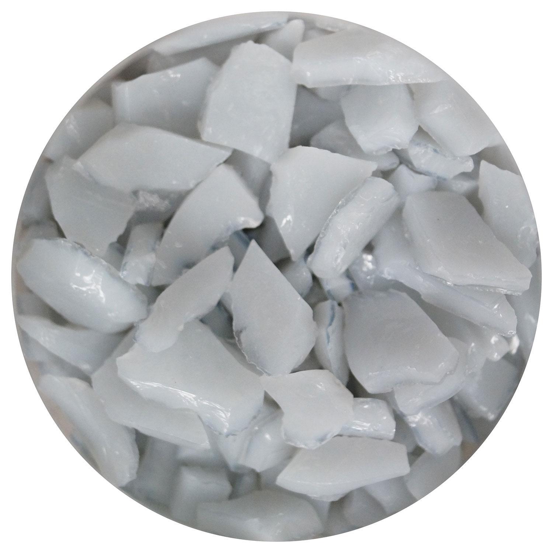 8.5 oz Cloud Opal Mosaic Frit - 96 COE