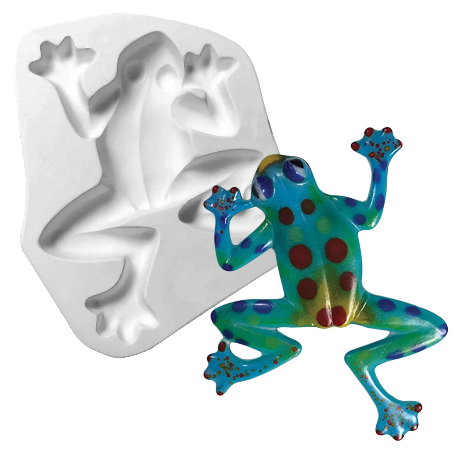 Tree Frog Casting Mold