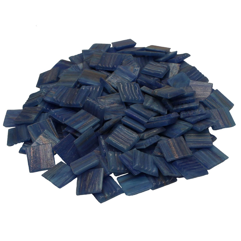 3/4 Neptune Metallic Venetian Tiles - 1 Lb