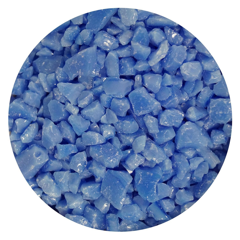 16 Oz Cobalt Blue Opal Coarse Frit - 90 COE