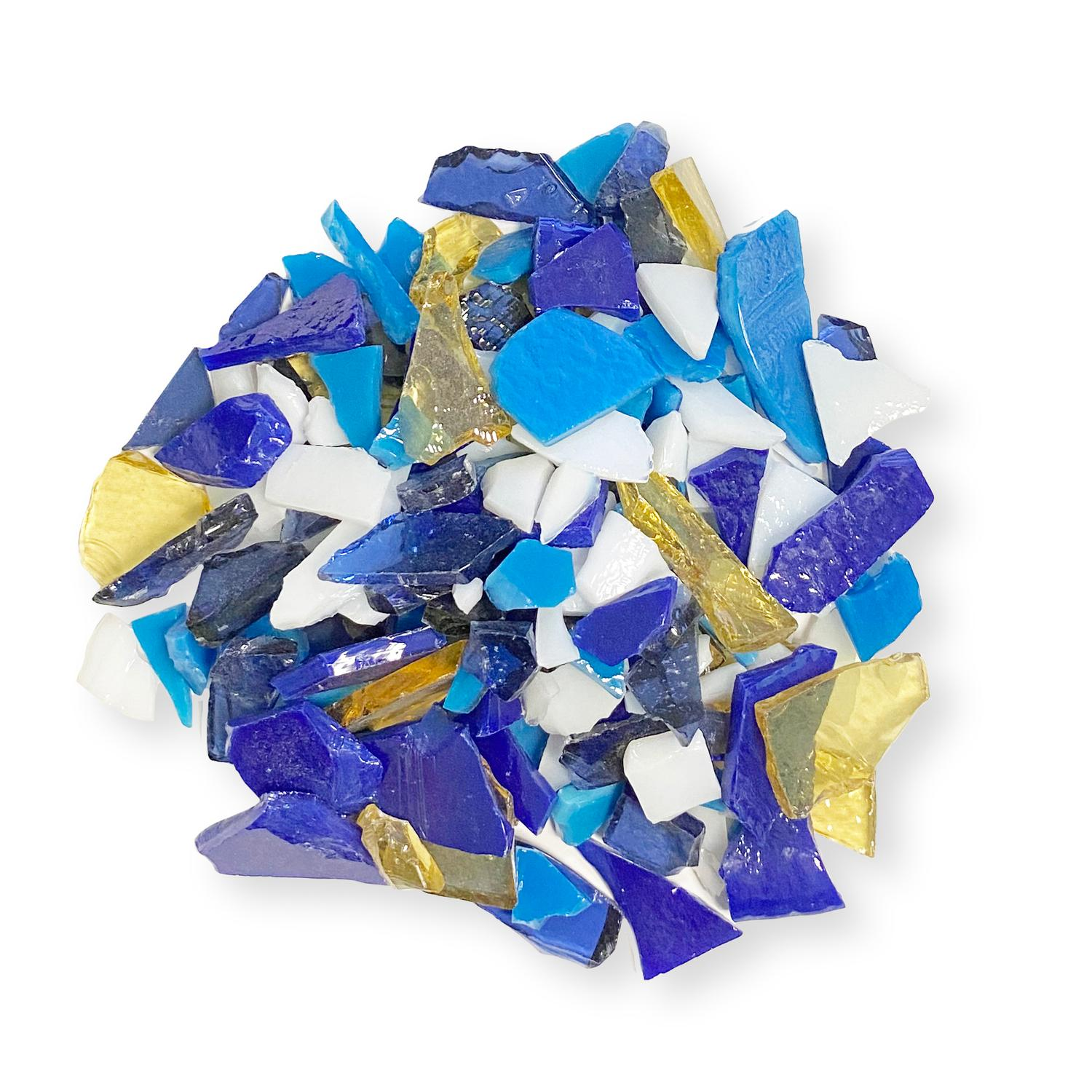 5 oz Fuseworks Mosaic Chunks Assortment - 90 COE