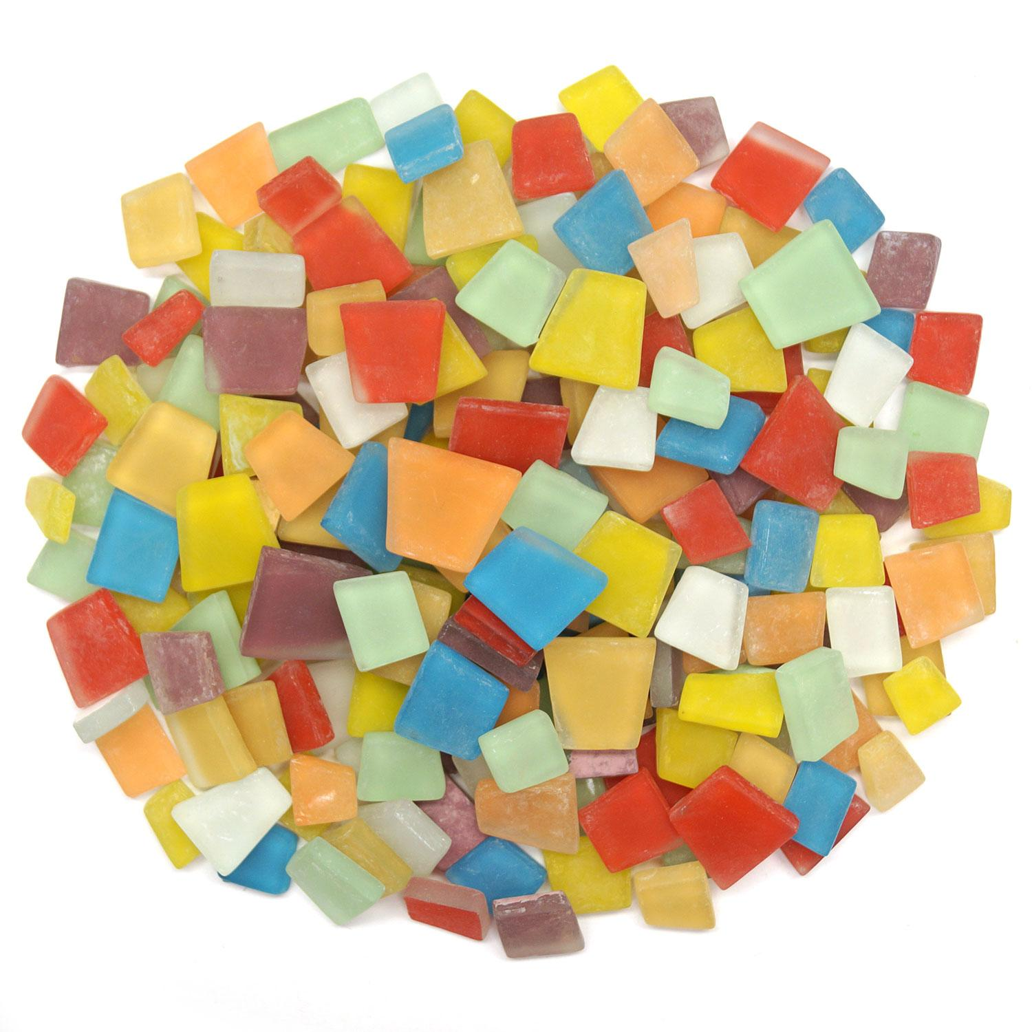 Crafter's Cut Light Frosted Mix - 1 Lb