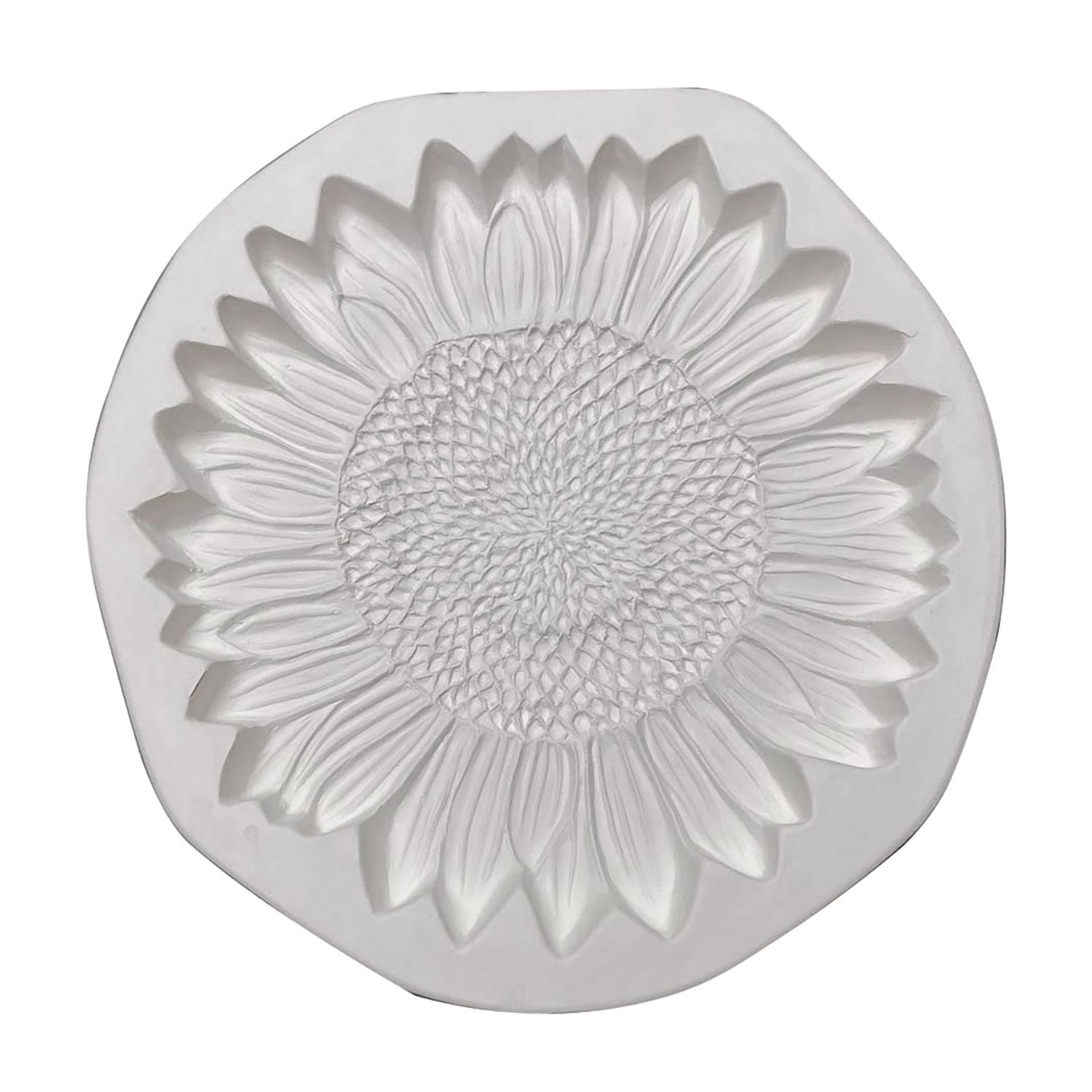 Large Sunflower Casting Mold